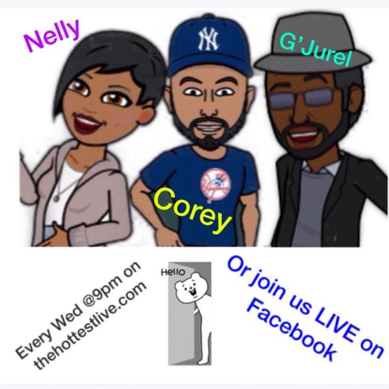 AYO Nelly, Corey G'Jurel